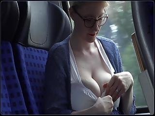 Saggy Tits In Public