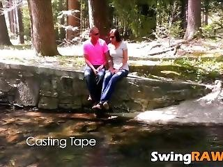 Amateur Swingers Having Sexy Fun In Reality Show