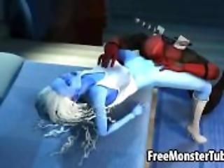 Sex in Deadpool