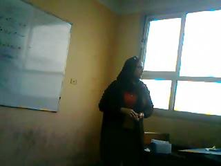 Teacher At School