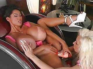 Asian, Big Boob, Big Tit, Blonde, Boob, Pornstar