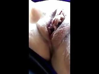 Banging Lauras Sweet Hairy Pussy