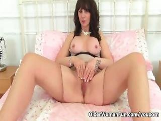 Scottish Milf Toni Lace Will Get You Going With Her Dirty Talk