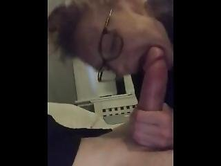 Swedish Girl With Glasses Suck Cock Good