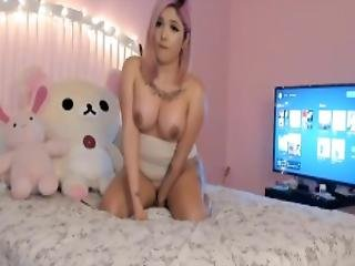 Cute Hentai Fairy Latina Rosie Pounds Hungry Pussy Hard