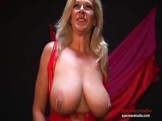 Multiple Cumshots Orgy Big Tits Marina P1