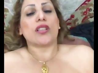 Old Mom Talking Dirty During Sex