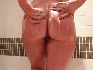Amateur, College, Cream, Creampie, Latina, Pussy, Shower