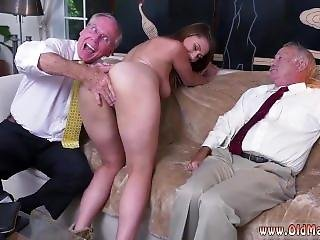 Old Man Teen Threesome And Old Dad Fuck Young Daughter Amateur First Time