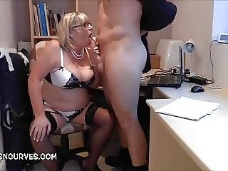 Secretary Ask Her Boss For One Last Chance
