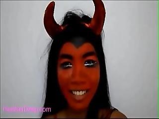 Hd Heather Deep Devil Vs God Donny Long With Bloopers Trailer