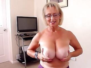 Huge Tits Mature Blowing Camera Man Pov (66ed2234)
