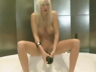 Julia Alexandratou Champagne Bottle