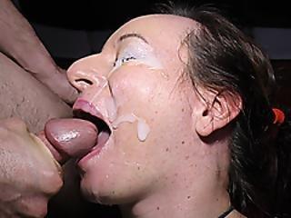 German Deepthroat Queen Anal Banged