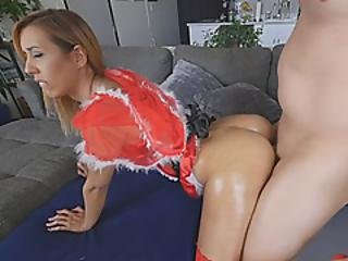 Big Ass Hot Teen Just Cant Take Enough Big Dick