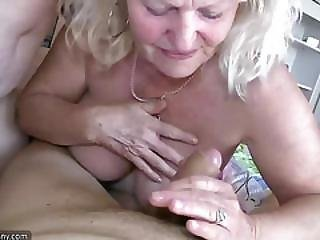 Oldnanny Compilation Of Fat Grannies With Toys