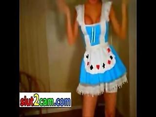 Sexy Maid Webcam - Www.slut2cam.com