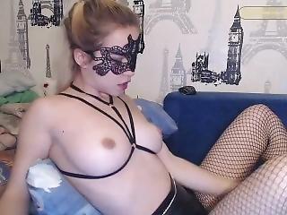 amatör, brud, stortuttad, blondin, avsugning, par, cumshot, het tonåring, mask, Tonåring, webcam