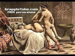 Vintage Retro Classical Hardcore Fucking Oral Hardcore Sex Perverts