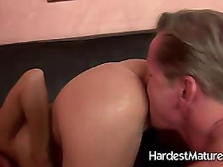 A Couple Giving Each Other Oral Pleasures