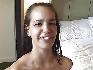 Teen Girl Doesen T Like The Taste Of Cum