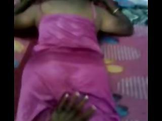 Satin Nighty Maami Maid