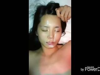 Korean Cute Girl Facial