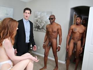 Groupe MILF porno