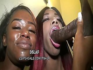 Thisisdslaf On Instagram- 2 Ebony Teens Sucking Bbc- Dslaf