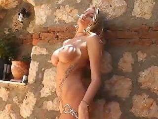 Danielle Maye Smoking