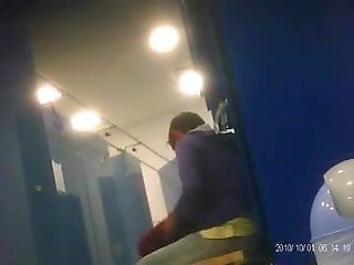 Hidden Cam In The Locker Room