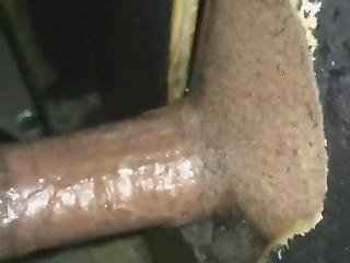 Interracial Fuck At The Gloryhole