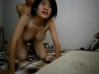 Chinese Girl With Tits Like That