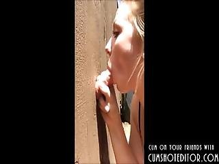 Blonde Amateur Teen Loves The Taste Of Cock
