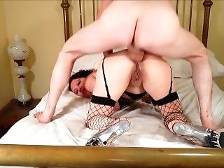 Anal With Facial