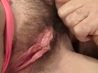 Juicy Hairy Pussy Milf W/big Clit & Pussy Lips Sucks & Fucks Good!