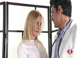 Needy Wife Seeks Gratification From Family Doctor