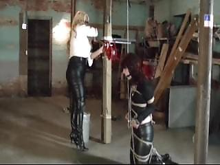 Jj Ties Up Dominatrix