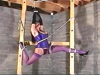Classic Leather Armbinder Bondage