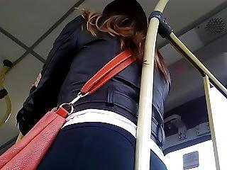 brasiliansk, buss, sport, fönstertittare