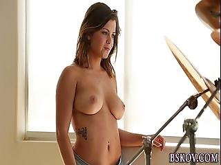 Keisha Grey Riding Dick
