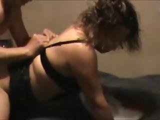 Husband Video Tapes Wife Fucking His Boss