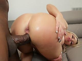 Nina Elles Juicy Cunt Gets Pumped Hard By Prince Dark Meat