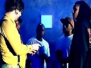 White Nerds Take On Black Guys