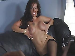 This Busty Mom Is An Expert When It Comes To Handling Hard Black Dicks