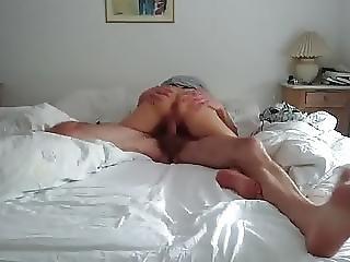Wife Unaware Of Camera