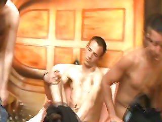 Threesome Gay Felching