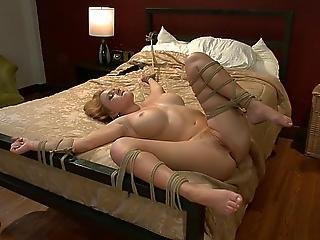 Tied And Fucked Hard In The Ass