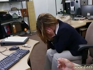 Rough Tits And Amateur Girl On Knees Foxy Business Lady Gets Fucked!