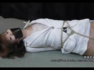 Tied Up Career Woman – Whole Story